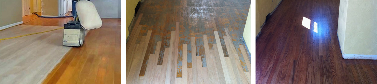 Wood Floor Refinishing Repairs Beverly Hills Floors Youngstown Oh